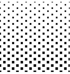 geometric pattern black squares on a white vector image