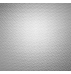 Grey leather texture background vector image