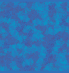 colorful abstract undersea seamless pattern vector image