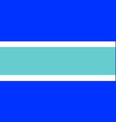 Marbella city flag spain town symbol vector