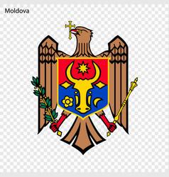 national emblem or symbol vector image