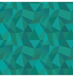 Seamless Geometric Polygonal Pattern Background vector image