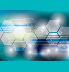 abstract background technology vector image vector image