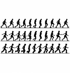 Walkers vector