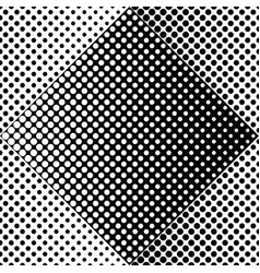 abstract geometrical monochrome seamless dot vector image