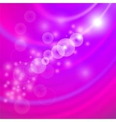 Abstract Light Pink Wave Background vector image