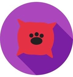 Dog Cushion vector