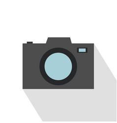 Photo camera creative vector