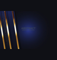 Abstract background decoration with lightning vector