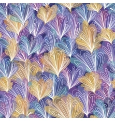 Abstract Pattern with Loops vector image