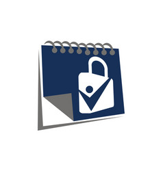Date lock solution vector