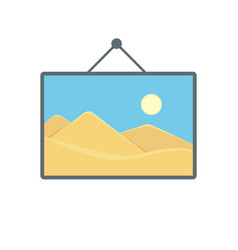 Art hang image photo photography picture icon vector