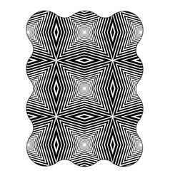 Figure with pattern seamless graphic background vector