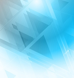 Background abstract triangle vector image