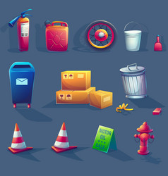 Pin-up some item set vector