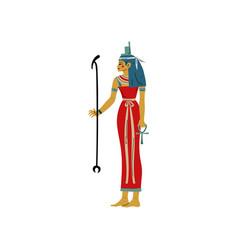 Seshat goddess art literature destiny and vector