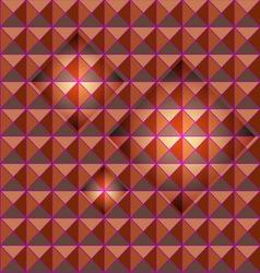 Orange studs seamless texture with light glow vector