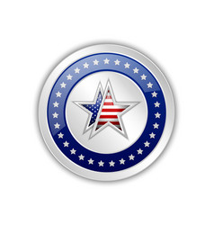 Original product from usa badge vector