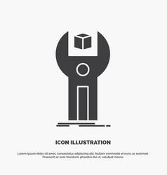 Sdk app development kit programming icon glyph vector