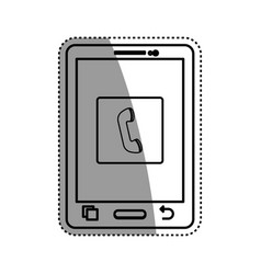 Mobile applications for smartphone vector