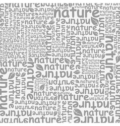 Nature2 vector image