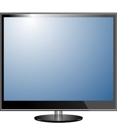 TV screeen vector image