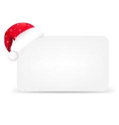 Christmas Hats vector image