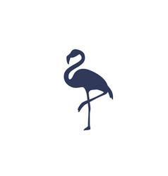 Flamingo-logo vector