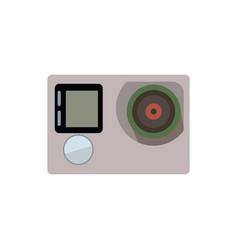 camera action icon vector image