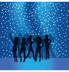 classy party vector image