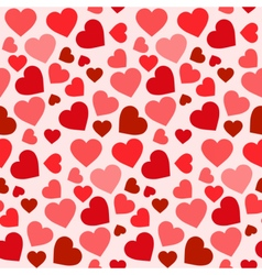 heartpattern vector image vector image
