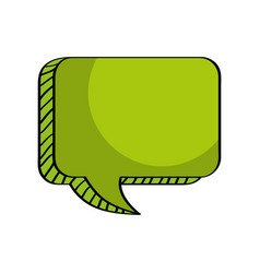 Message talk box empty vector