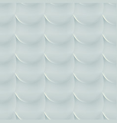 white wavy texture seamless light background vector image