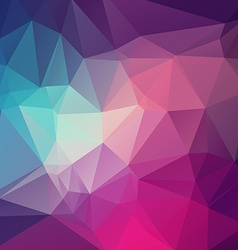 Abstract purple Geometric Background for Design vector