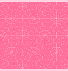 creative seamless geometric pattern - colorful vector image