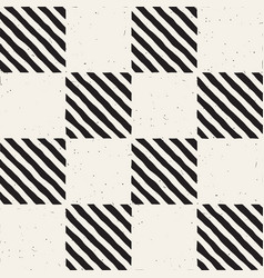 hand drawn seamless repeating pattern with vector image