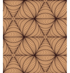 Laced abstract background vector image