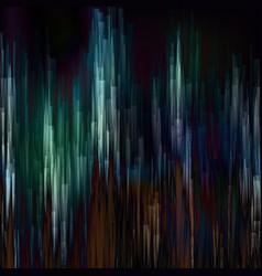 glitch background digital pixel noise vector image
