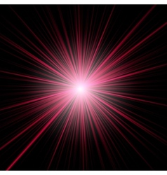 magic abstract background vector image vector image