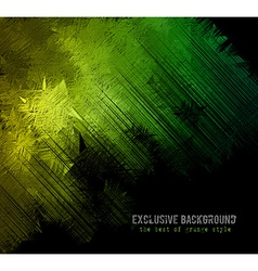 Abstract background for business card vector image