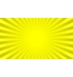 Bright rays background vector