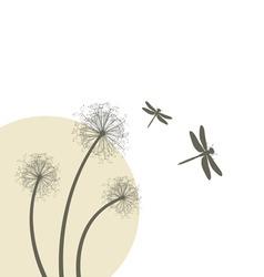 spring vector vector image