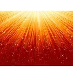 stars snowflakes burst vector image vector image