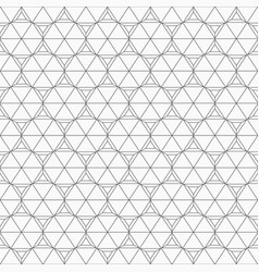 abstract seamless pattern made from linear vector image
