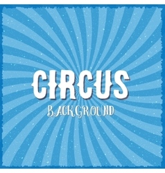 Circus Vintage Swirl Sunburst Lines Background vector