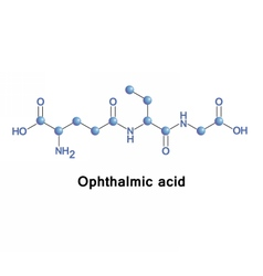 Ophthalmic acid ophthalmate vector
