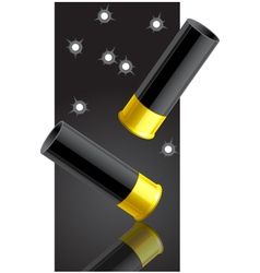 Weapon sleeves vector image vector image