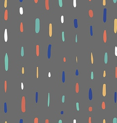 Abstract Seamless Colorful Pattern vector image