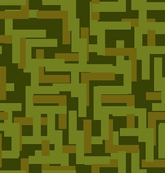 Military seamless pattern Army abstract texture vector image