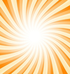 Abstract Star Shape Background - Orange and Gold vector image
